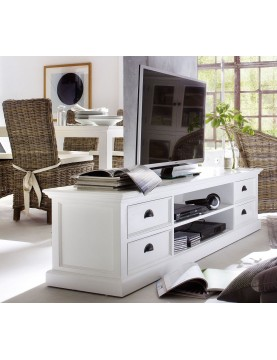 meuble blanc bord de mer deco atlantique. Black Bedroom Furniture Sets. Home Design Ideas