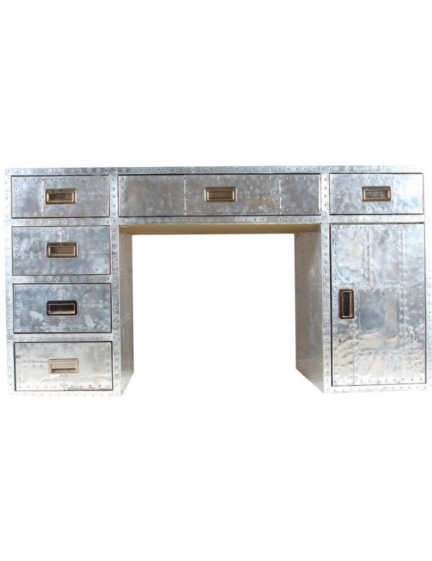 Bureau aluminium transat