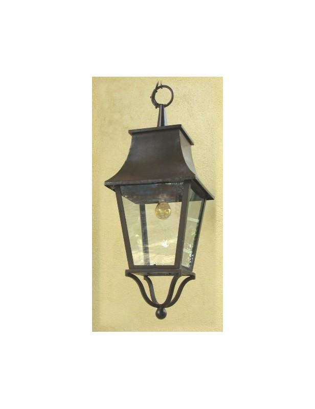 Lanterne gu rande suspendre for Lanterne electrique exterieur